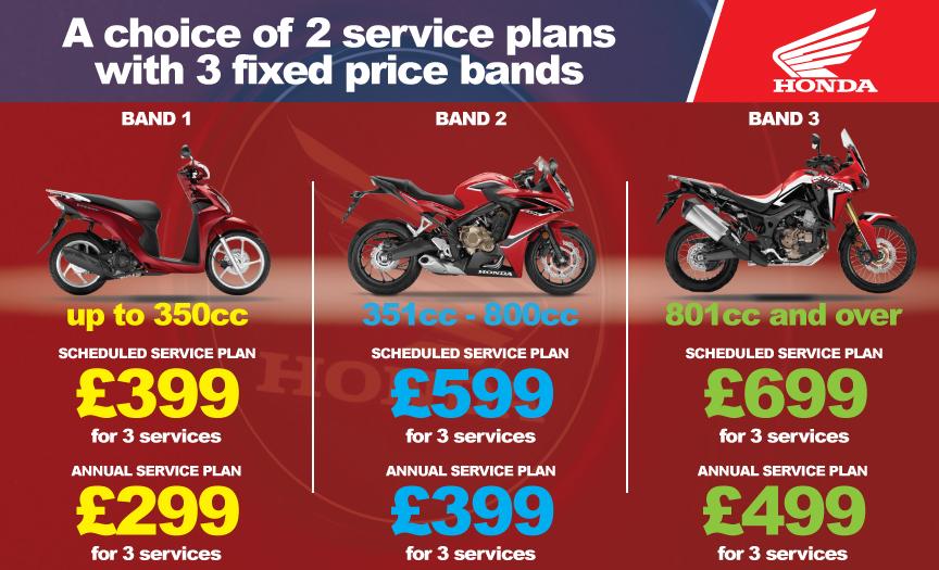 Ecosse Motorcycles | Service